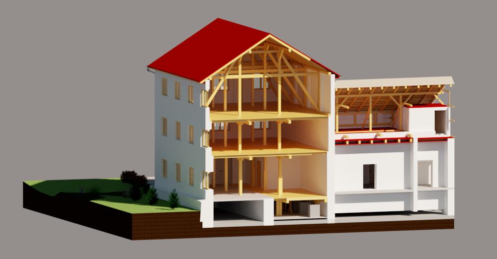 wizualizacja-skaning-budynku